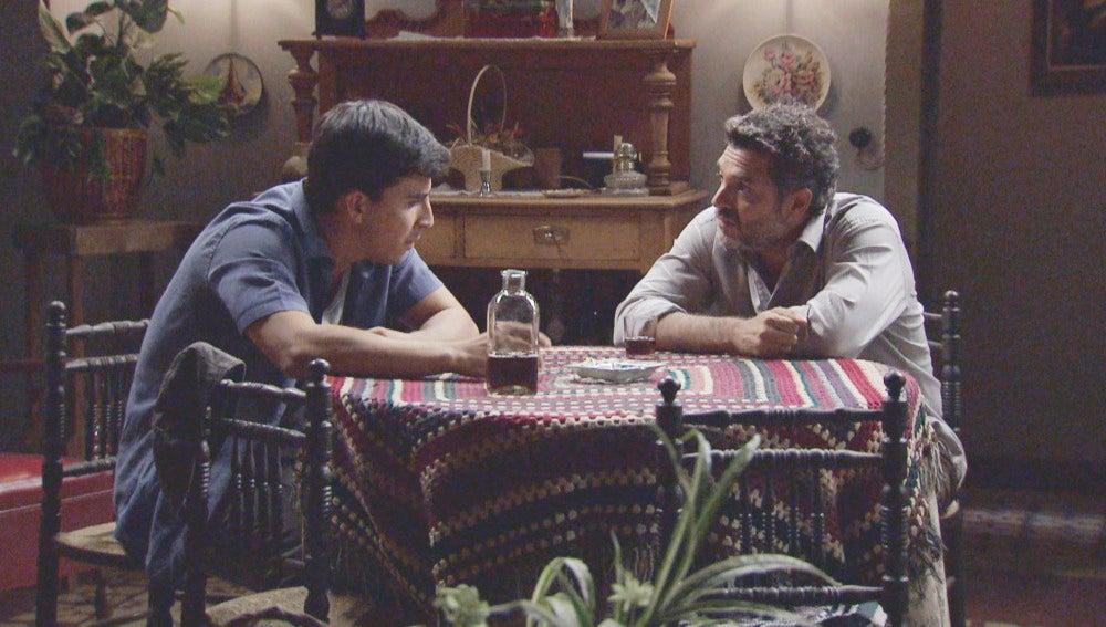 Eladio y Ángel Montilla