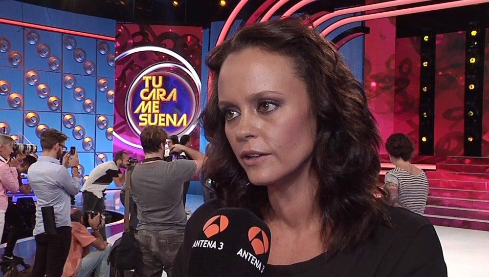 Shaila Dúrcal 'Tu cara me suena'