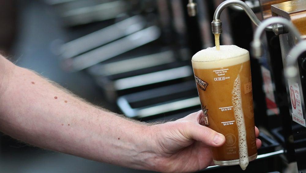 Las bebidas con baja graduación como la cerveza, no afectan al rendimiento del deportista