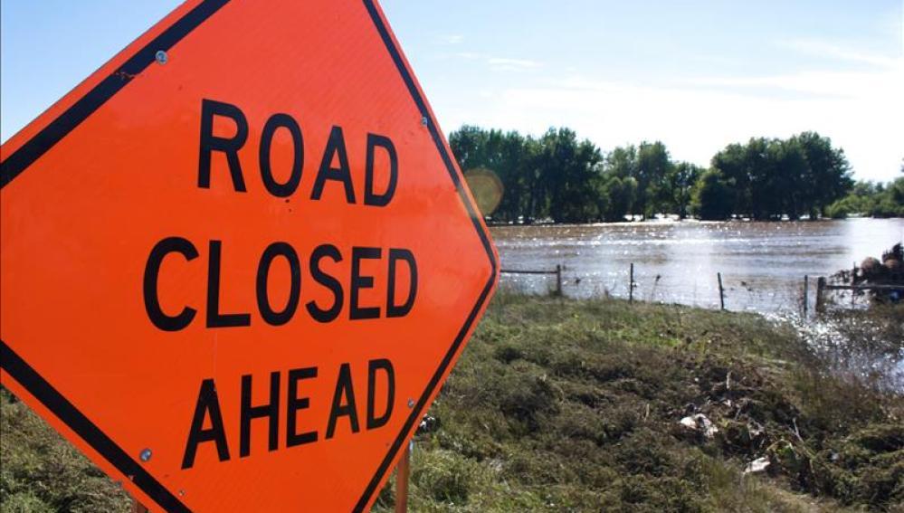La inundación, ocurrida el lunes en la pequeña localidad de Hildale