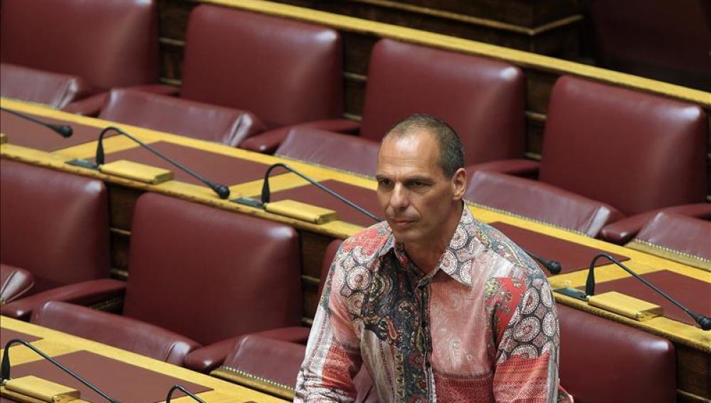Yanis Varufakis, exministro de Economía griego