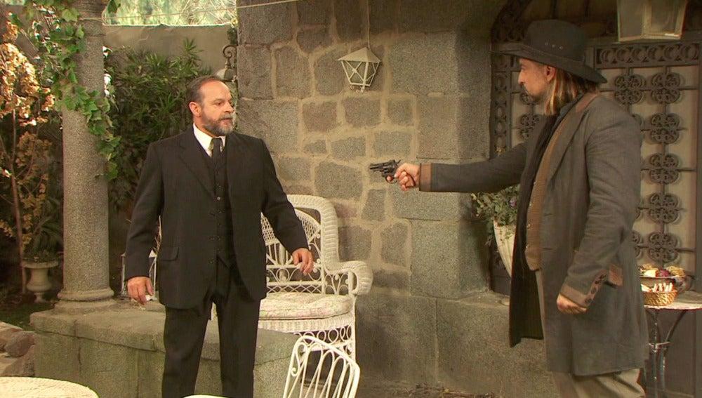 """Raimundo descubre quién está detrás de la """"muerte"""" de Francisca"""