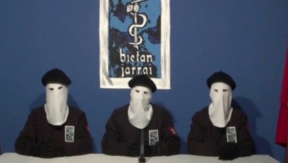 Sorzabal y Pla, el último reducto de ETA que se ocupaba de los presos y los zulos