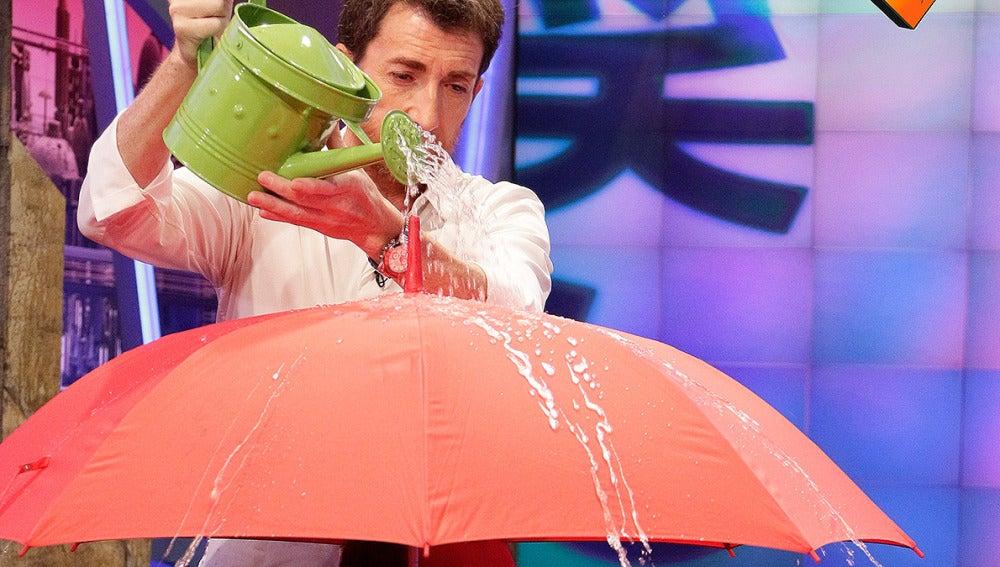 Los paraguas en Japón no se mojan