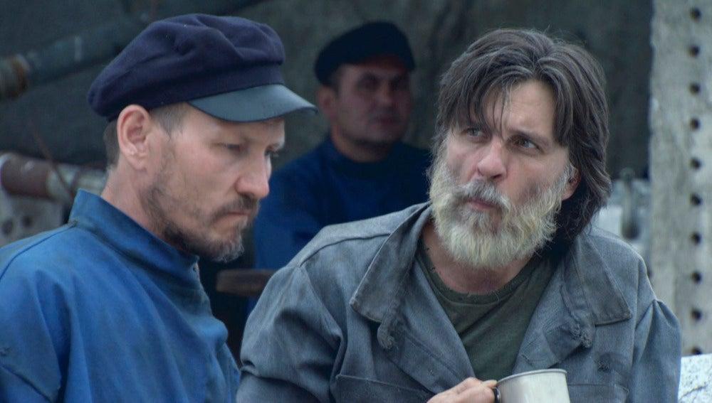 Tomás y Oleg