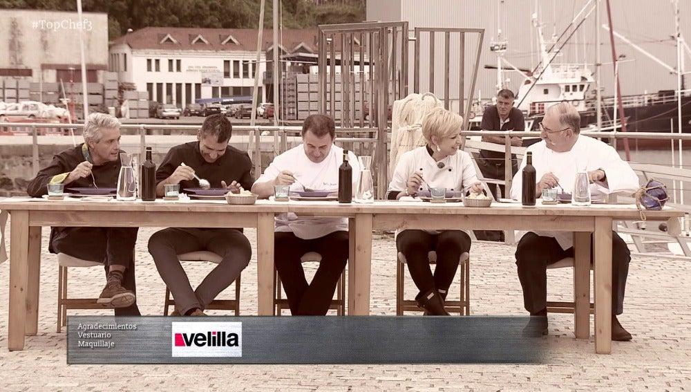 La cocina de 'Top Chef' se traslada a Euskadi