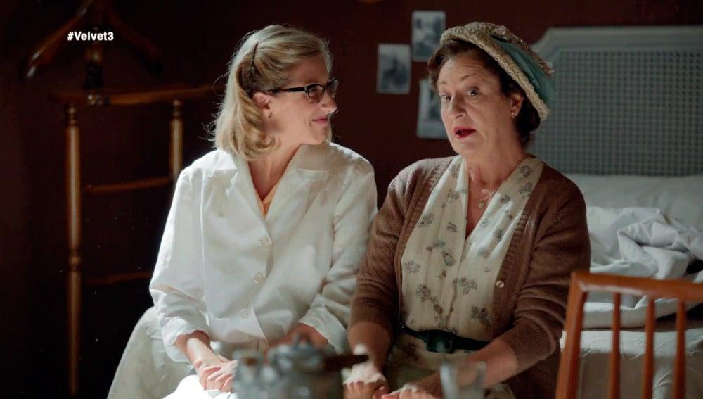 Rita y su suegra