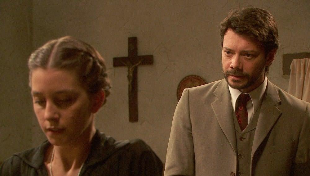 Rosalía no querrá ver a Lucas