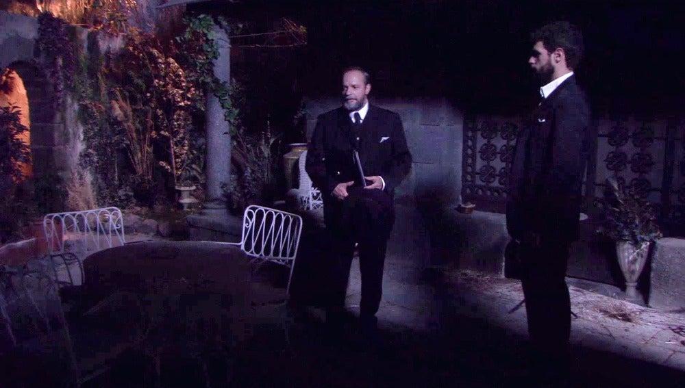 Bosco echa en cara a Raimundo su prisa por heredar