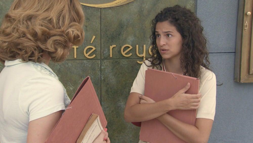 Leonor y Carmen