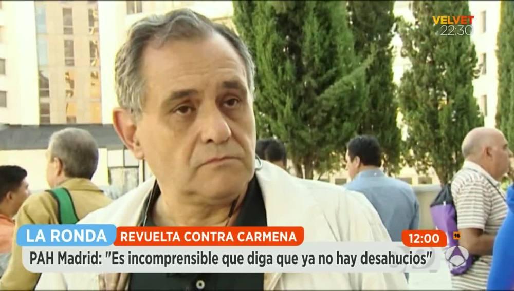 La PAH contra Carmena