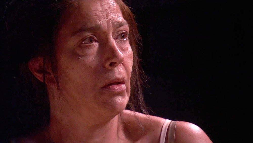 scanio confiesa a Francisca que va a matarla
