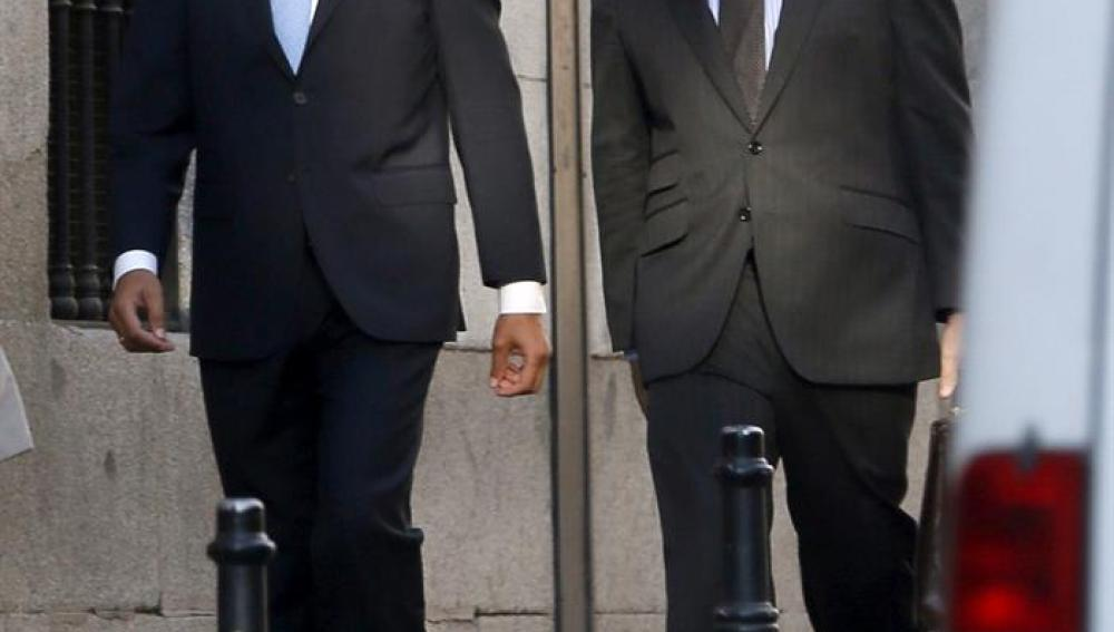 Salvador Victoria, exconsejero de Presidencia de la Comunidad de Madrid