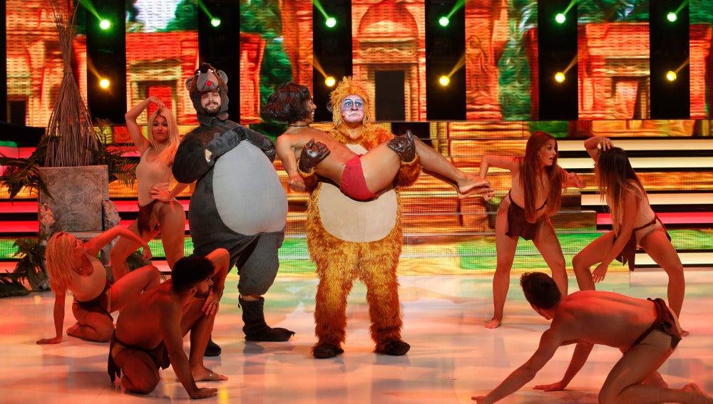 El Sevilla imitará a El Rey Mono, de 'El libro de la selva'