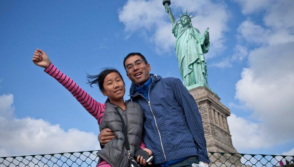 La población asiática, al alza en EEUU
