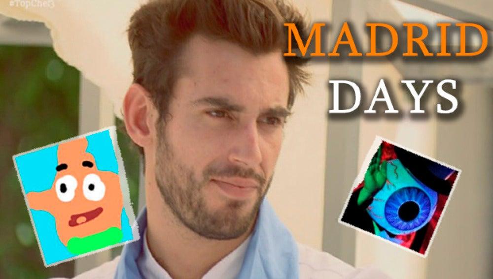 Capítulo 3: Madrid Days