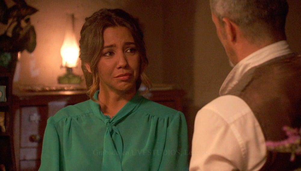 Alfonso declarará su amor a Emilia tras su desliz