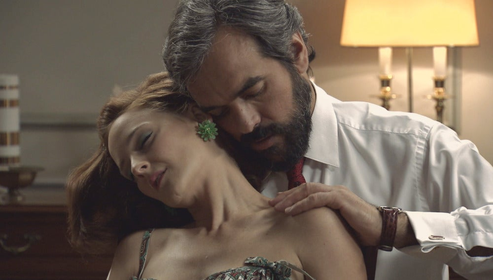 Xose Guimaraes y Loli Real