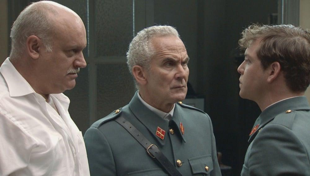 Gervasio, Gayarre y Guillermo