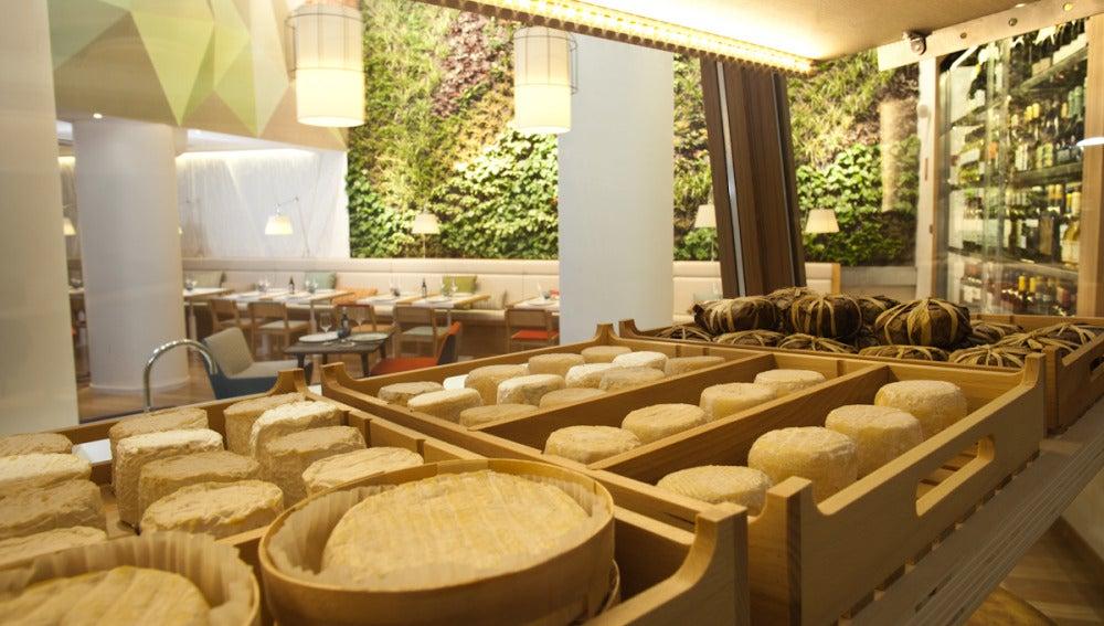 Cheese Bar de Madrid