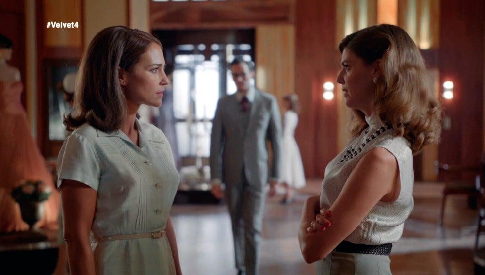 """Cristina no piensa ponerle las cosas fáciles a Ana: """"Eres una sinvergüenza"""""""