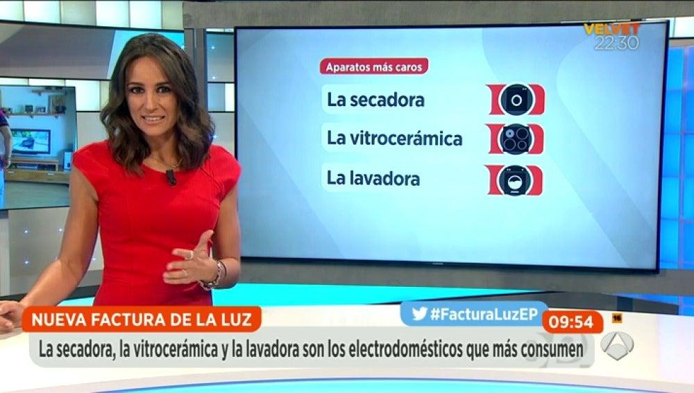 Antena 3 tv las el ctricas empiezan hoy a facturar la for Espejo publico hoy completo