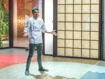 Velandrino abandona las cocinas de Top Chef