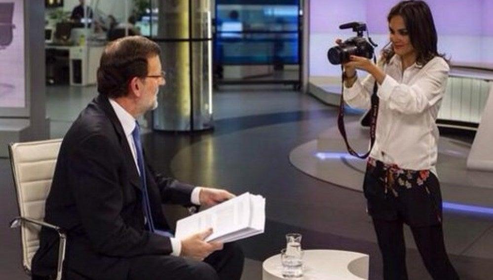 Detrás de... la entrevista a Mariano Rajoy