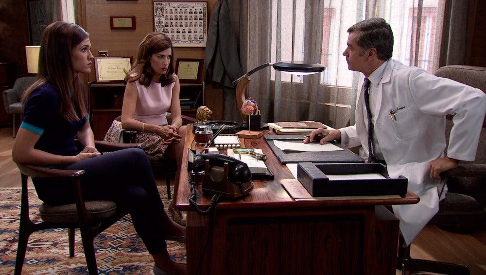 Martos decide aplicar un revolucionario tratamiento a Sofía