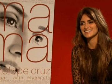 Entrevista de Mónica Carrillo a Penélope Cruz