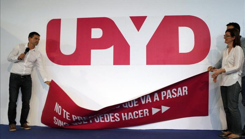 ¿En qué lista están los antiguos líderes de UPYD?