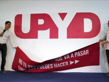 UPyD presenta la nueva imagen corporativa del partido