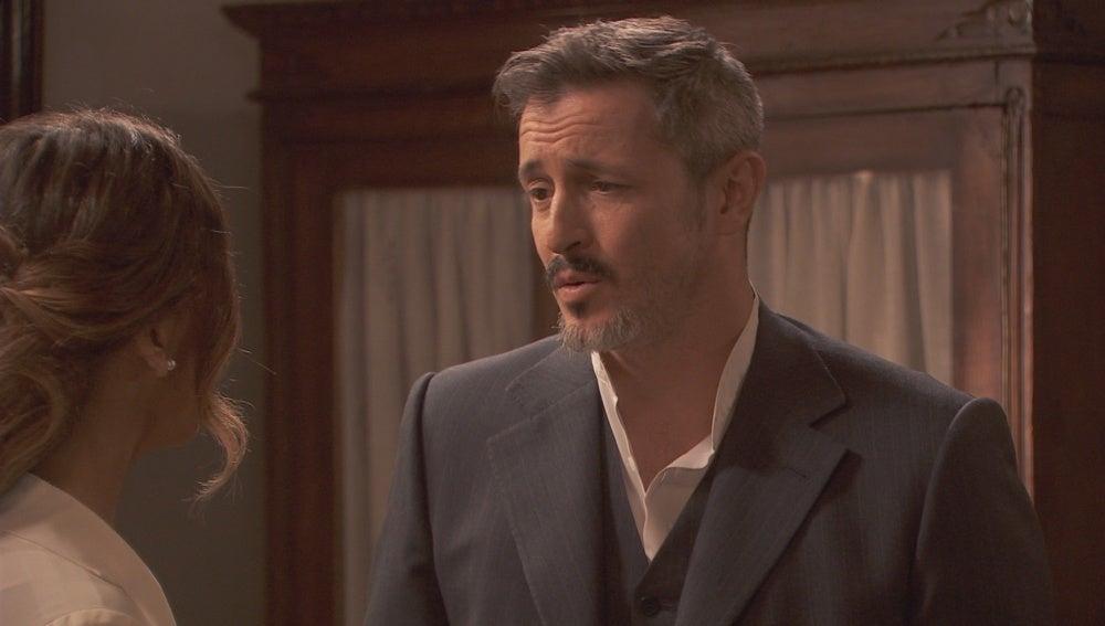 Alfonso, dispuesto a todo para recuperar su matrimonio