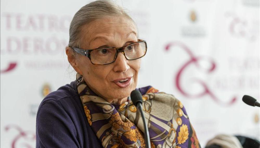 La escritora y dramaturga Ana Diosdado