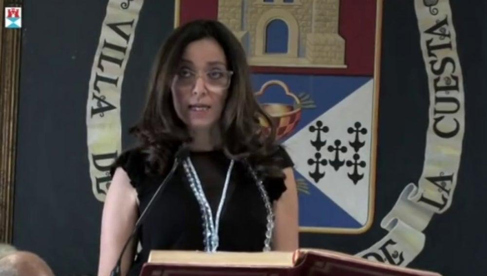 La exconcejal de Ciudadanos Carmen López
