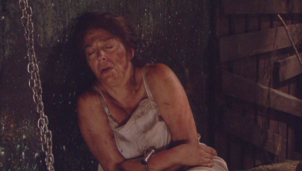 Francisca pierde toda esperanza de ser encontrada