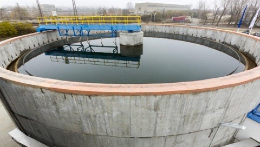 Las depuradoras de aguas residuales elim