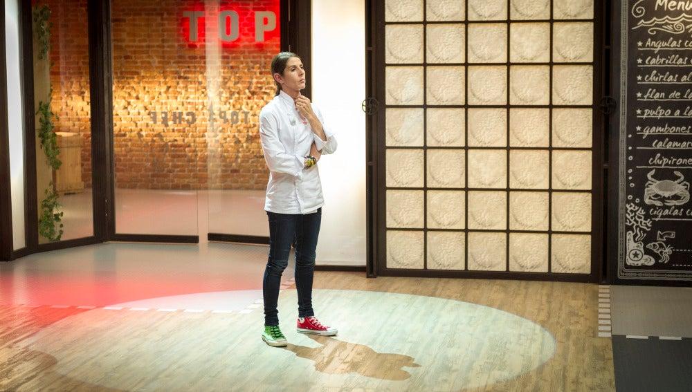 María Espín abandona las cocinas de Top Chef