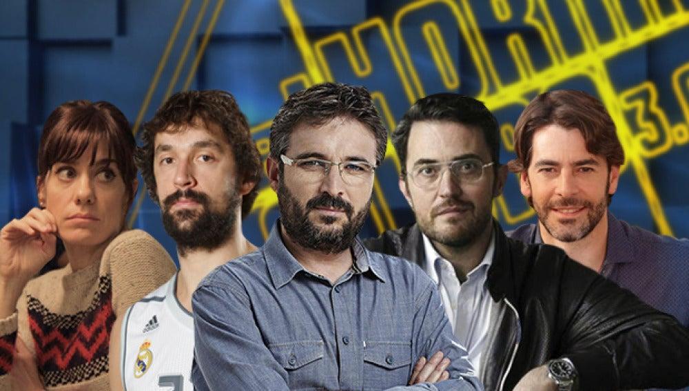Próximos invitados en El Hormiguero 3.0