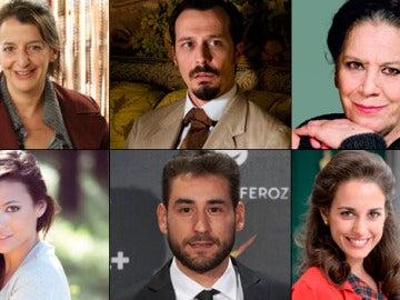 Goizalde Núñez, Terele Pávez, Jesús Carroza y Silvia Alonso aparecerán en la serie basada en 'Perdiendo el norte'