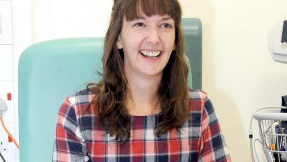 Pauline Cafferkey, enfermera que superó el ébola