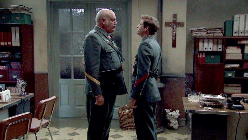 Guillermo y su padre