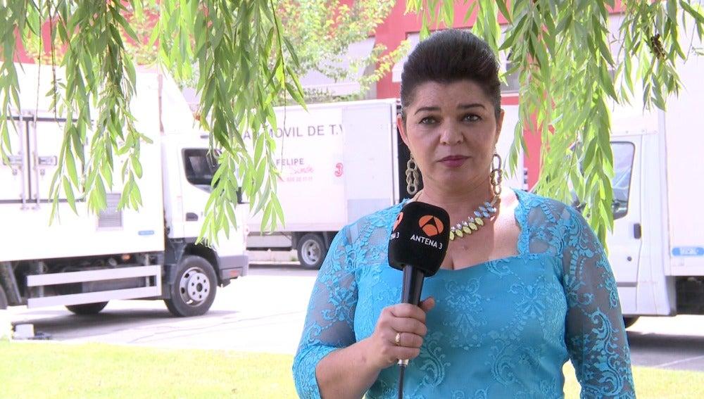 Ángela Vega es Manuela en 'Mar de Plástico'