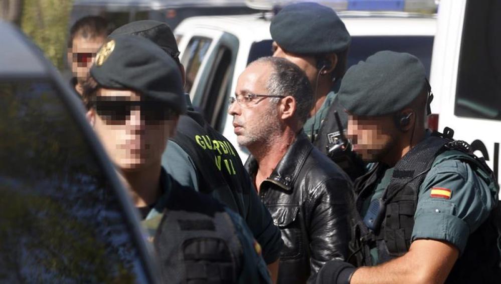 Llega a España el presunto asesino de Eva Blanco