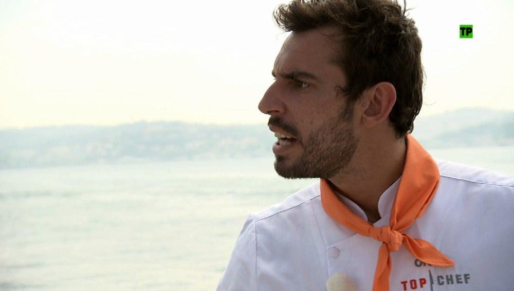 Oriol en 'Top Chef'