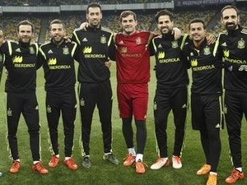 Los ocho superviviente sde la final de la Euro 2012