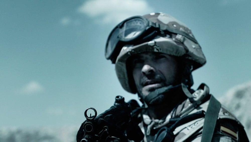Héctor en Afganistán