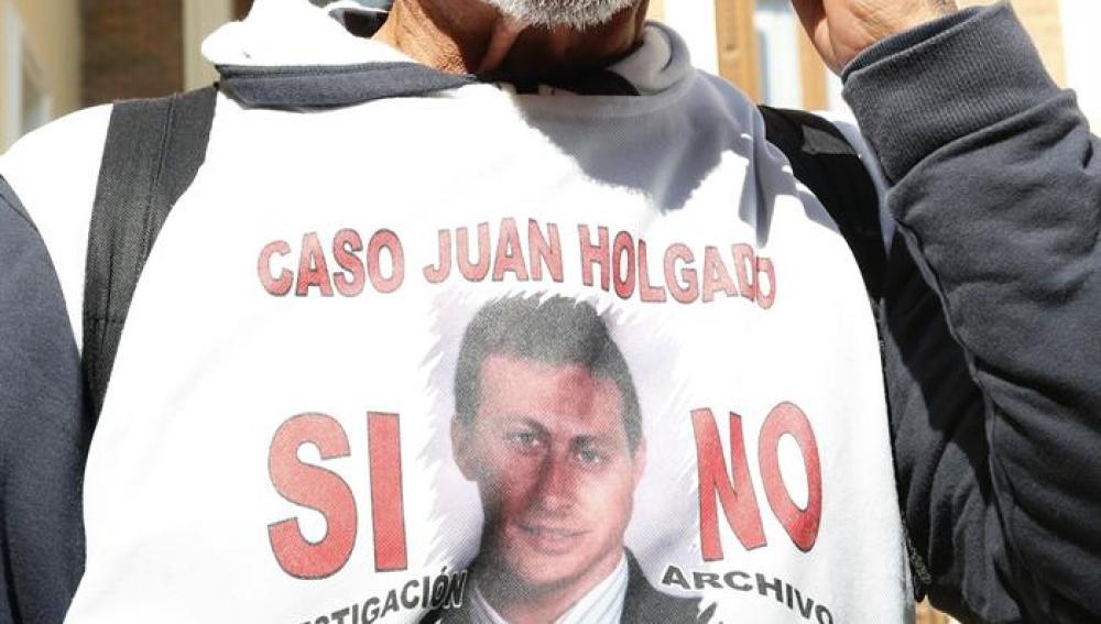 Francisco Holgado, más conocido como Padre Coraje