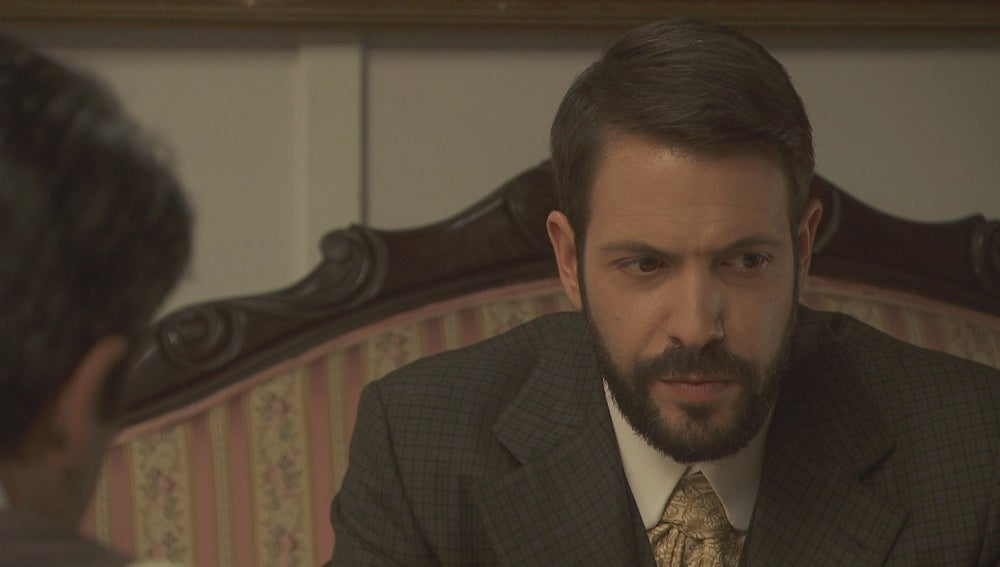 Carmelo reprocha a Severo su actitud hacia Candela
