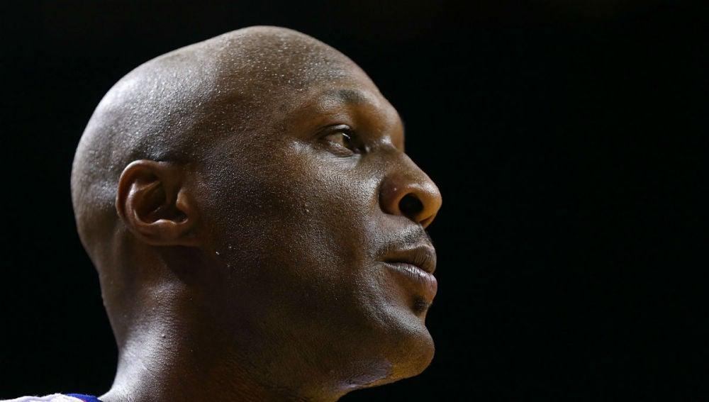 Lamar Odom, exjugador de los Lakers